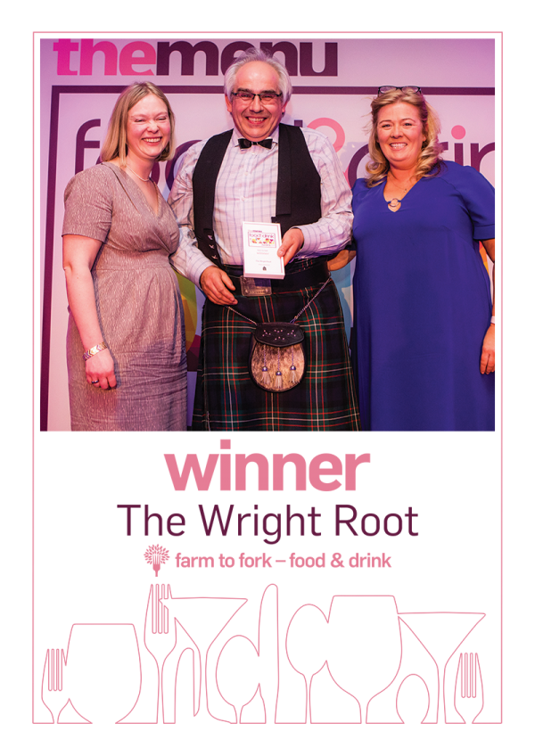 Winner – Farm to Fork, Food & Drink Awards 2019