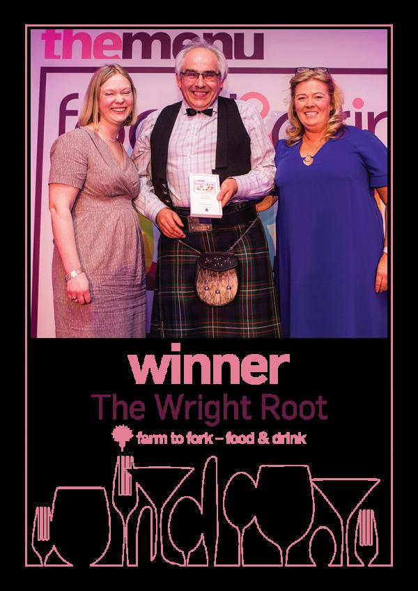 Winner – Farm to Fork, Food & Drink Awards 2019